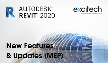 What's New in Revit MEP 2020?
