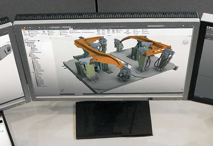 Autodesk Inventor Advanced Part and Assembly Modelling